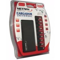 Cargador Notebook Netmark Nm-1287 90w Automatico En La Plata