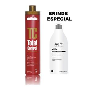 Escova Total Control Maxiline + Brinde Antirresiduos Felps