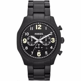 Reloj Fossil Fs4864 Envio Gratis Acero Inoxidable Fechador