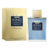 Perfume Antonio Banderas King Of Seduction Absolute 200ml