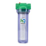 Filtro Agua Antisarro Polifosfato Hidroquil C Cartucho Verde