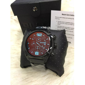 b2a61f415a4 Relógio Diesel Modelo Dz7202 Prata - Relógios De Pulso no Mercado ...