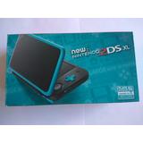 Nintendo New 2ds Xl Pokemon Ultra Luna Y Ultra Sun + 32gb