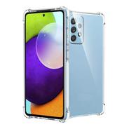 Funda Galaxy A52 Alto Impacto Antigolpes Clear Transparente