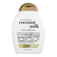 Ogx Shampoo Coconut Milk X 385 Ml