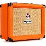 Amplificador Orange Crush 20 Combo De 20 Watts Para Guitarra