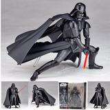 Muñecos Star Wars Articulados C/accesorios 17 Cm Darth Vader