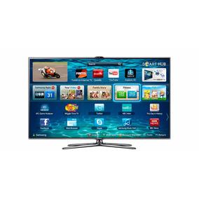 Televisor Samsung Smartv 48 Led 3d, Serie 7 Sensor De Movimi
