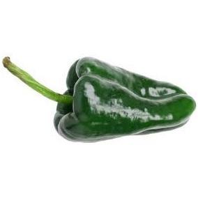 Chile Ancho 10 Semillas Hortaliza Organico Sol Fácil Sdqro