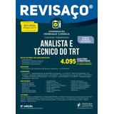Revisaço - Analista E Técnico Do Trt - 6ªed 2018