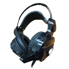 Auricular Gamer E-sports Madman Para Pc Con Led R8