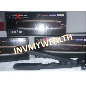 Plancha Para Cabello Cp1 Laser Ion Gama