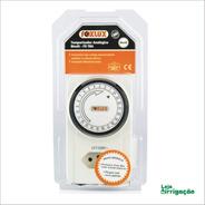 Timer Analógico Bivolt Foxlux - Temporizador Fx Tba