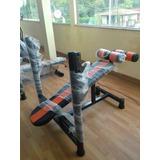 Academia De Musculação Newlife Equipamentos Nova- Premium