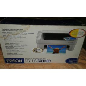 Impresora Epson Stylus Cx1500