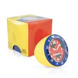 Reloj Lolli Rock Reloj Mesa O Escritorio Colombia-tricolor
