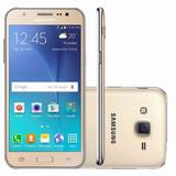 Samsung Galaxy J7 4g Lte Libre! 13mpx Flash Selfie Dorado