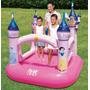 Brinquedo Castelo Inflável Princesa Disney - Pula - Pula