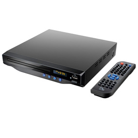Dvd Player C/ Saída Hdmi Bivolt Sp193 - Multilaser