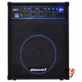Caixa Oneal Ocm 390 Amplificada 80w Usb/fm/sd Adp Bluetooth