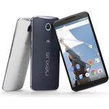 Motorola Nexus 6 32gb 4g Lte Quadcore 3gb Ram Fullhd 4k Hdr