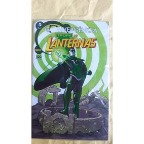 Hq Dc Convergência - Tropa Dos Lanternas