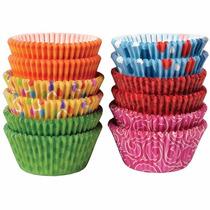 Capacillos Para Cupcake 500 Piezas Envío Gratis