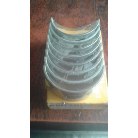 Jogo De Bronzina De Biela Metal Leve Opala Caravan 4 Cil 075