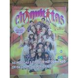 Álbum Chiquititas Antigo