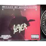 Slayer * Decade Of Aggression - Live * 2 Cd Like New