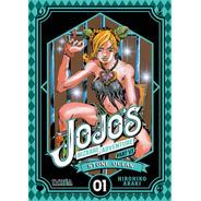 Jojo's Bizarre Adventure Parte Vi. Stone Ocean 01