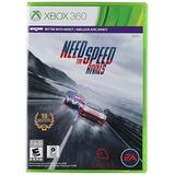 Need For Speed \u200b\u200brivals - Xbox 360