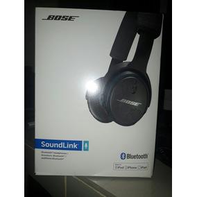 Audifonos Bose (original) Sound Link