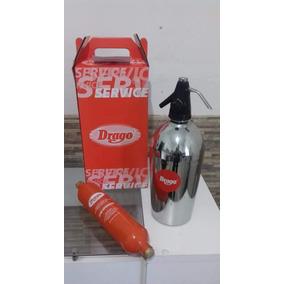 Sifón Drago C/garrafa