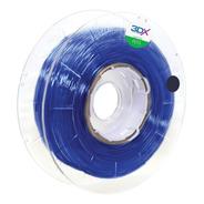 Filamento Petg 1,75 Mm | 500g | Azul Translucido