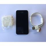 Iphone 4s 16 Gb Preto Impecável Vitrine
