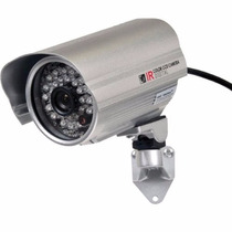 Câmera De Video Segurança Ccd 3.6mm Casa Loja Supermecado