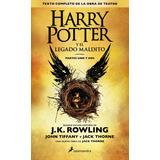 Harry Potter Y El Legado Maldito - Libro 8 - Salamandra Gal