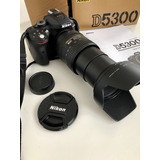 Nikon D5300 Digital Slr Camera With 18 - 55mm