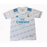 Camiseta Equipos Europeos Niños Futbol