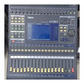 Mesa De Som Mixer Digital O3d Oferta!
