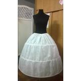 Enagua C/aros - Miriñaque Para Vestido De 15 Años, Novia,