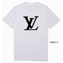 Camisa Louis Vuitton Marca Grif Modelos Custon