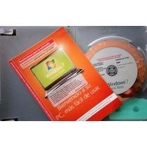 Cd De Windows 7 Original Con Licencia Homebasic