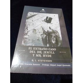 El Extraño Caso Del Dr Jekyll Y Mr Hyde Stevenson Ed Mirlo
