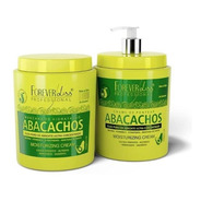 Kit De Tratamento Cacheadas Abacachos 950gr - Forever Liss