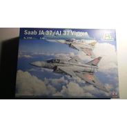 Italeri Saab Ja 37 /aj 37 Viggen 1/48 Rdelhobby Mza