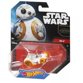 Carrinho Miniatura Hot Wheels Edição Star Wars
