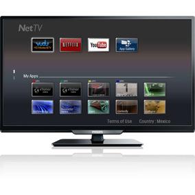 Pantalla Philips Tele Smart Tv 32 Pulgadas Netflix Youtube