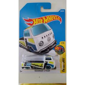 Volkswagem Kombi T2 Pickup - 1/64 - Hot Wheels